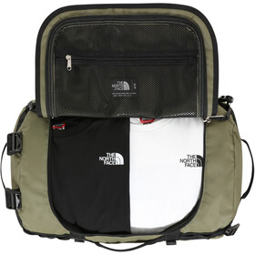 The North Face Base Camp Sac S, burnt olive green/TNF black